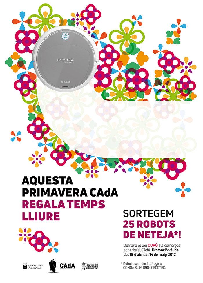 cartel-campaña-primavera-CAdA-sorteo-robol-limpieza-roomba-cecotec