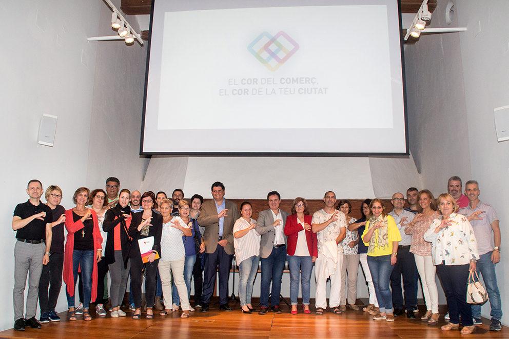 Presentacion somCAdA somAlaquas cor comerç comercio campaña comerciantes