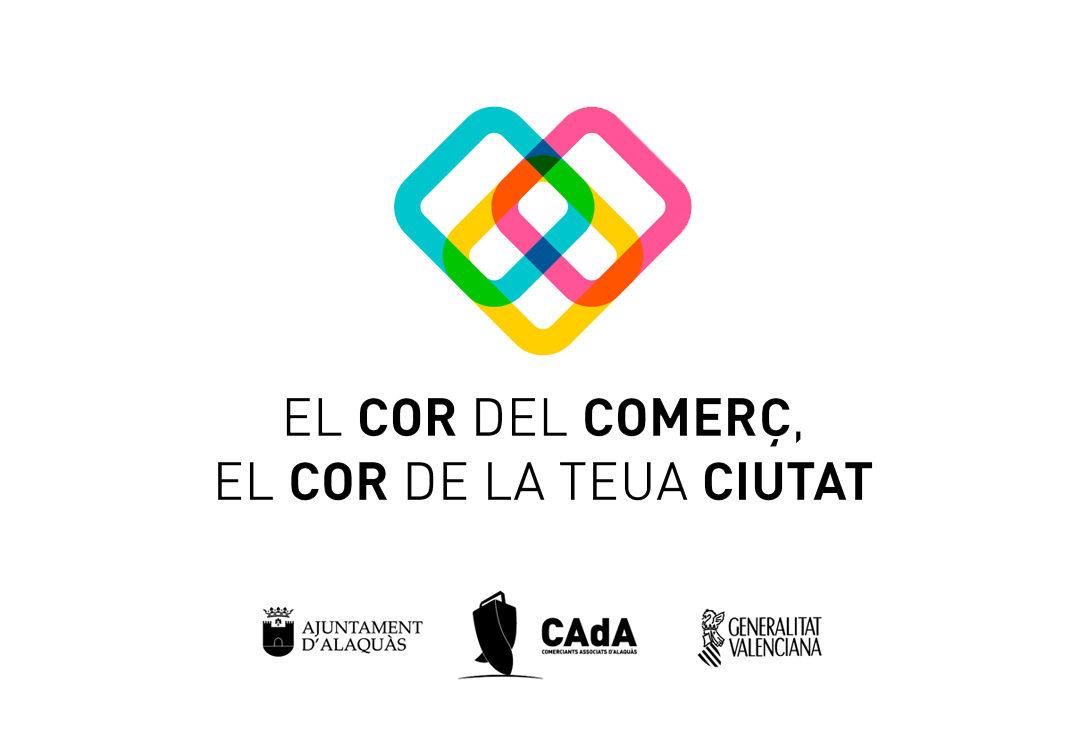 CAdA comerciantes alaquàs presentación campaña somCAdA somAlaquàs compraenCAdA comerciantes