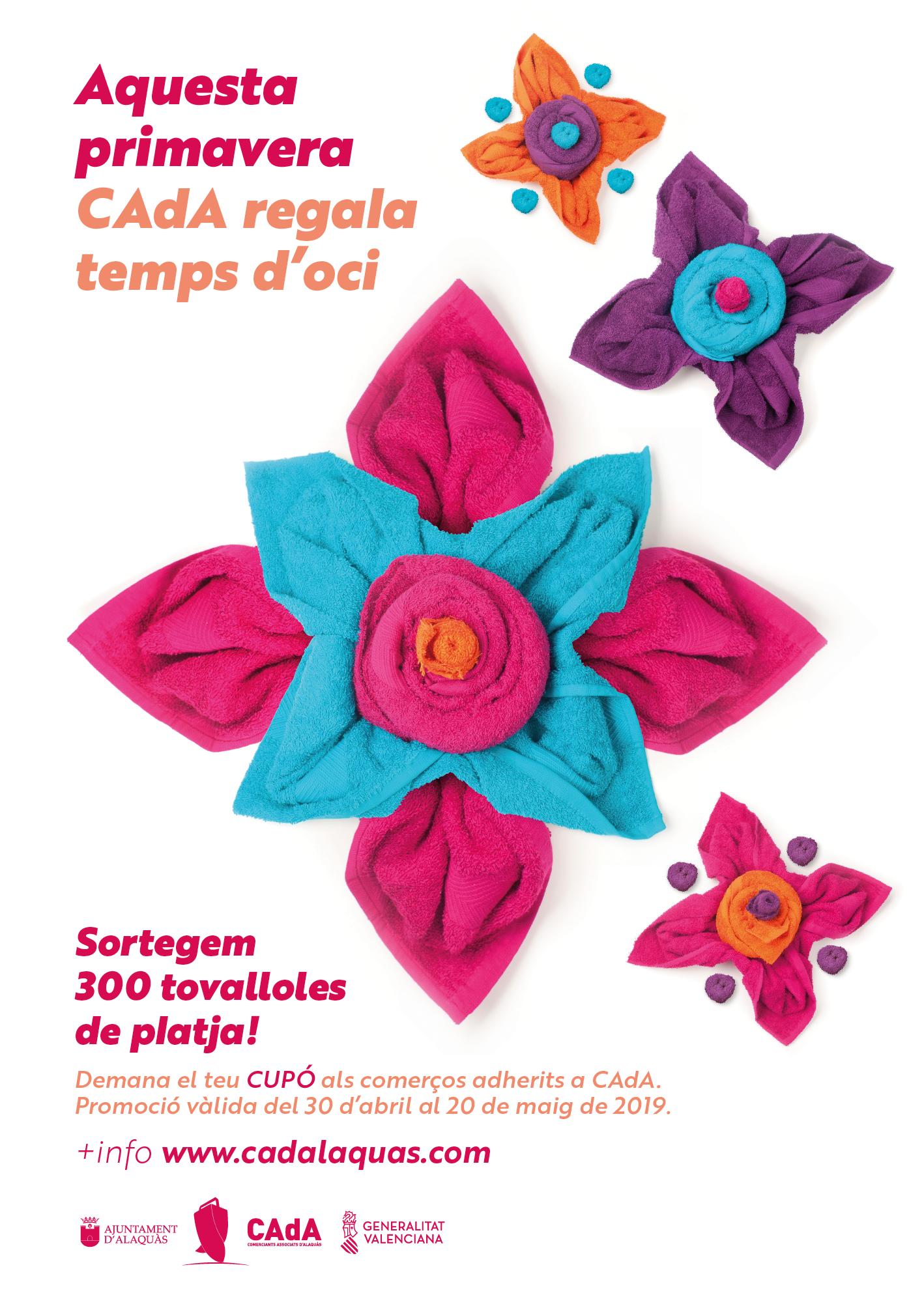 Cartel-primavera-2019-CAdA-sorteig-tovallola